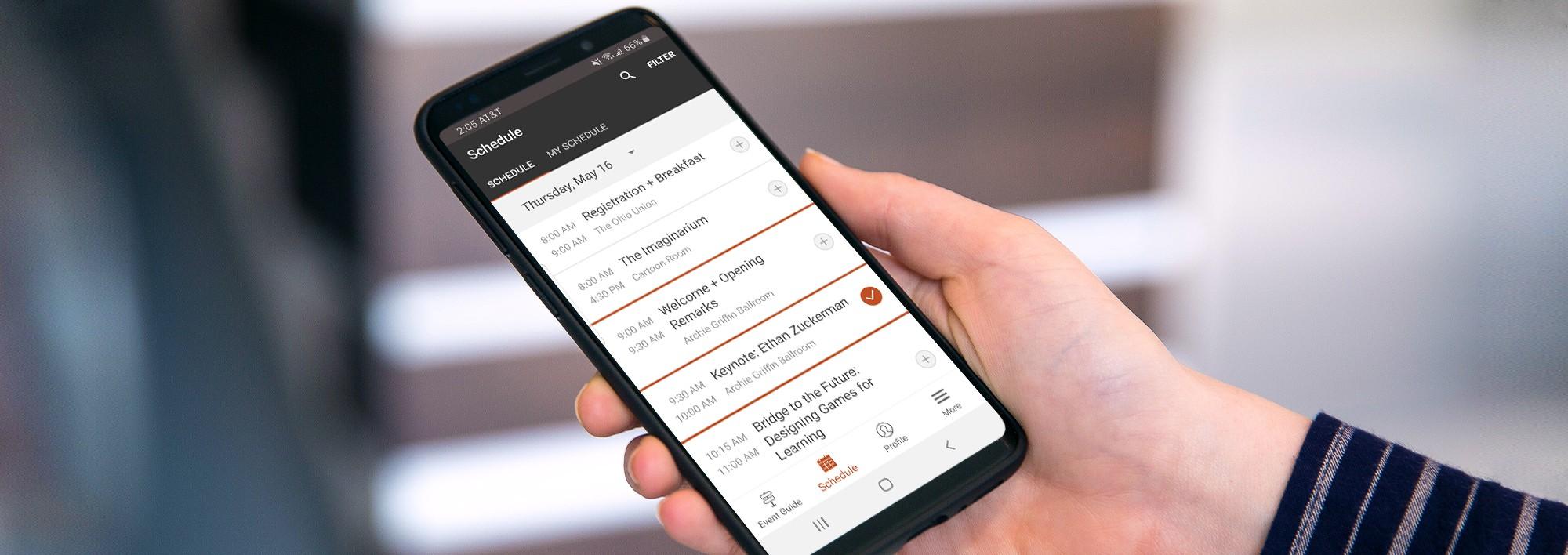 InnovateX Mobile App