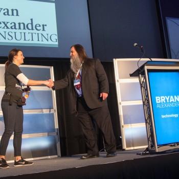 Innovate 2018 Bryan Alexander